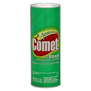 Comet Powder Cleaners