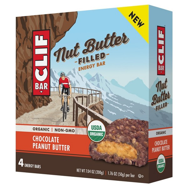CLIF Nut Butter Filled Energy Bars product image