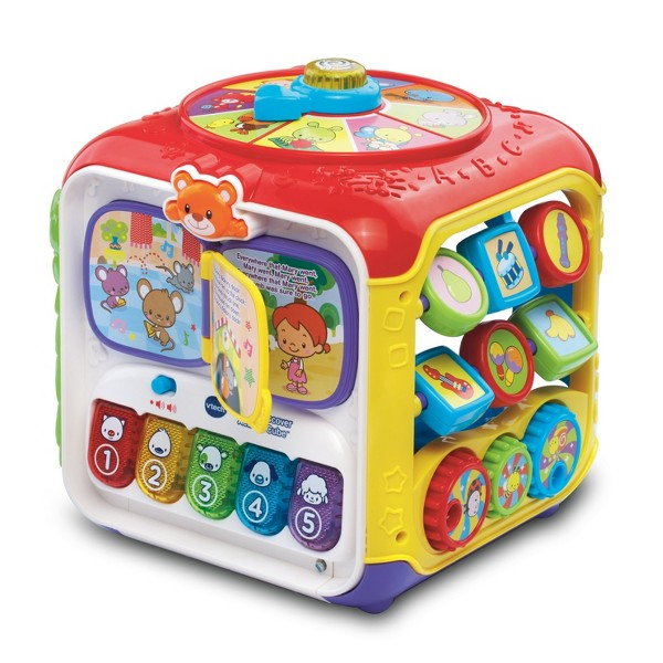 Sort & Discover Activity Cube product image