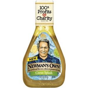 Newman's Own Citrus Splash