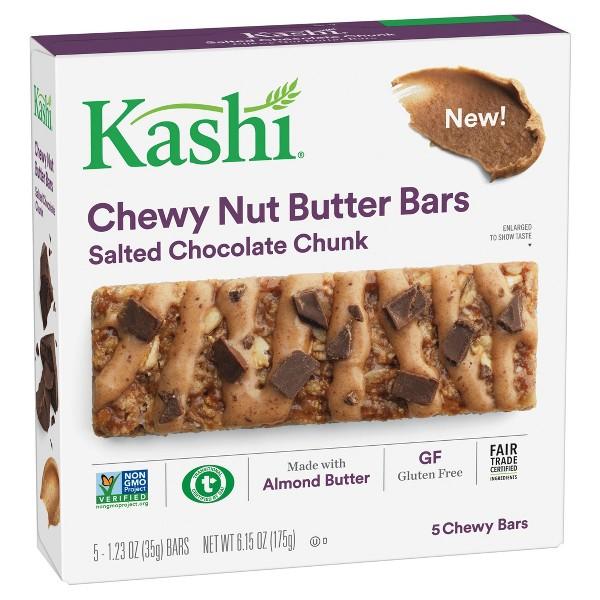 Kashi Nut Butter Bars product image