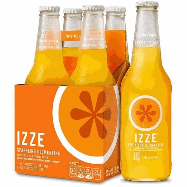 IZZE product image