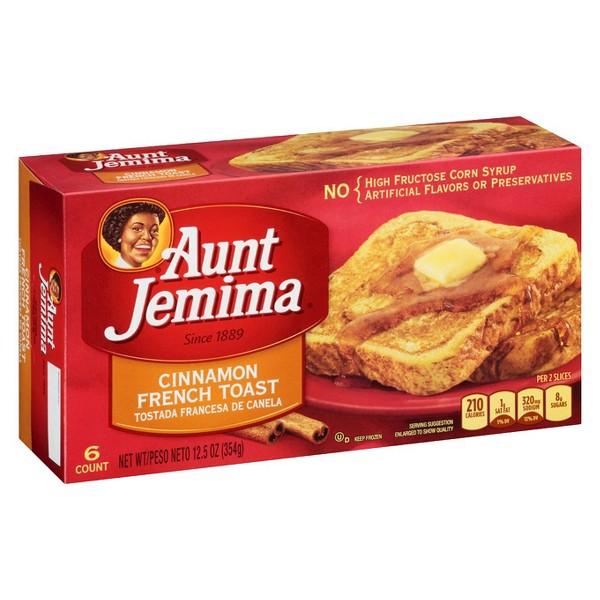 Aunt Jemima Frozen Breakfast product image