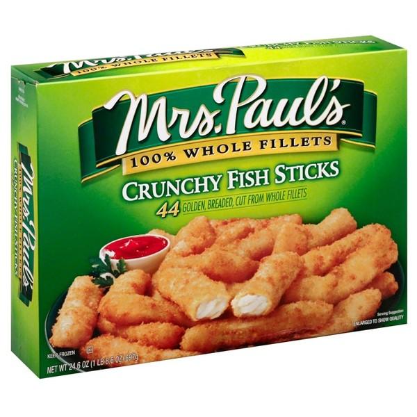 Mrs. Paul's Frozen Fish Sticks product image