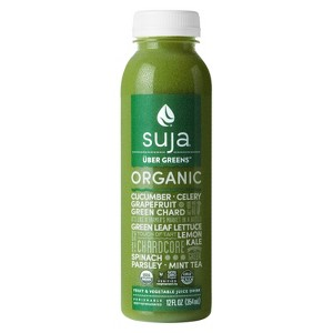 Suja Organic Cold Pressed Juice