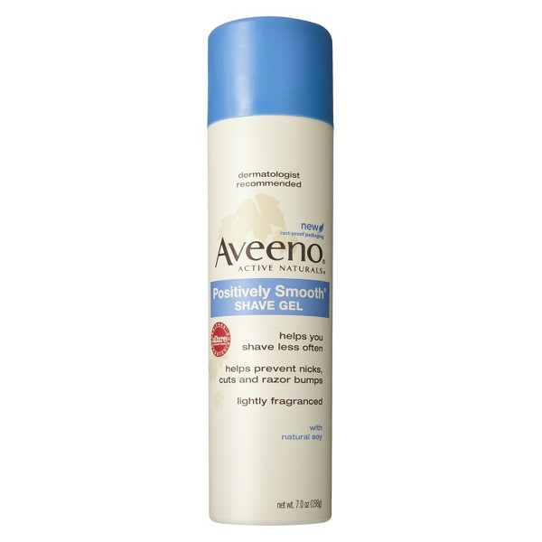 Aveeno Shave Gel product image