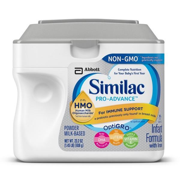 Similac Pro-Advance Formula product image