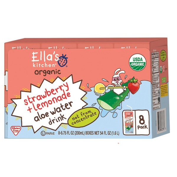 Ella's Kitchen Kids Drinks product image
