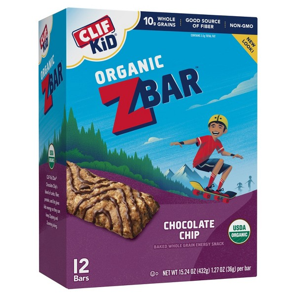 CLIF Kid Zbar & Zbar Protein product image