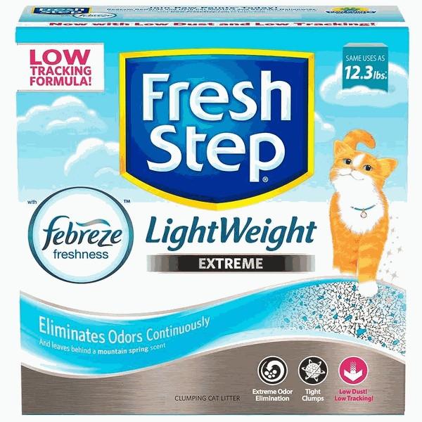Fresh Step Lightweight Litter product image