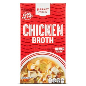 Market Pantry Broth