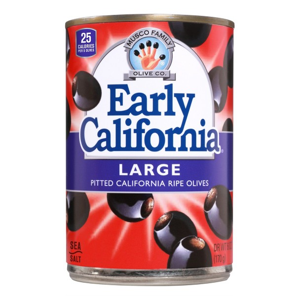 Pearls & Early California Olives product image