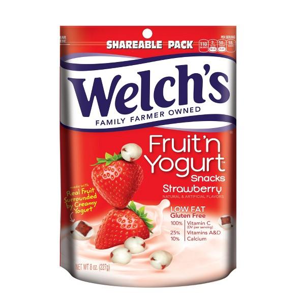 Welch's Fruit 'n Yogurt Snacks product image