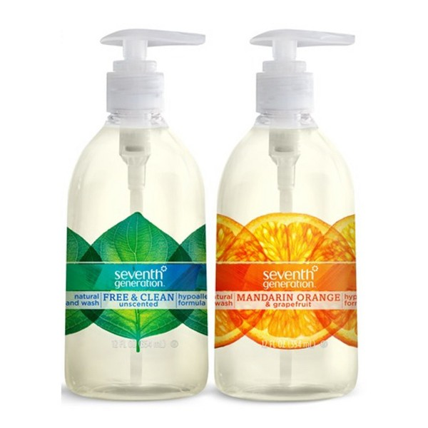 Seventh Generation Hand Soap product image