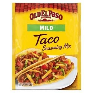 Old El Paso Seasoning