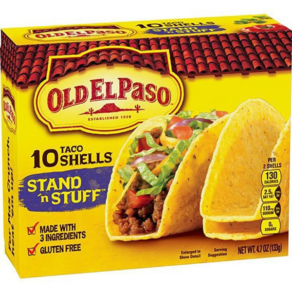 Old El Paso Shells product image