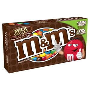 M&Ms Theater Box Chocolate Candies