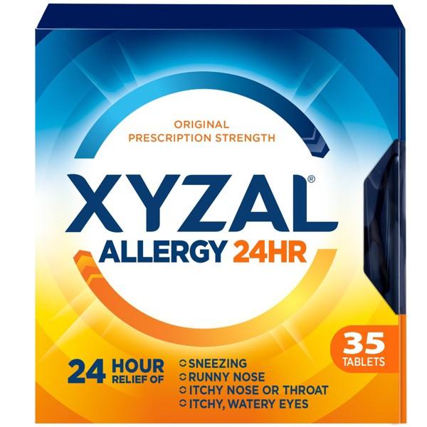Xyzal Allergy product image