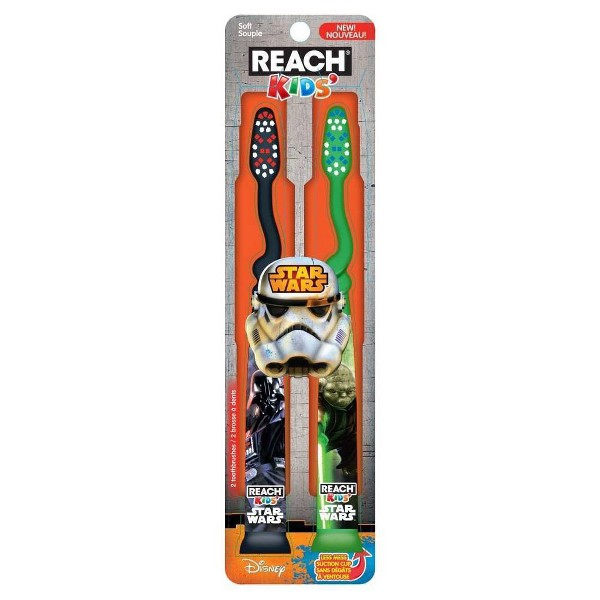 Reach 2ct Star Wars Toothbrush product image