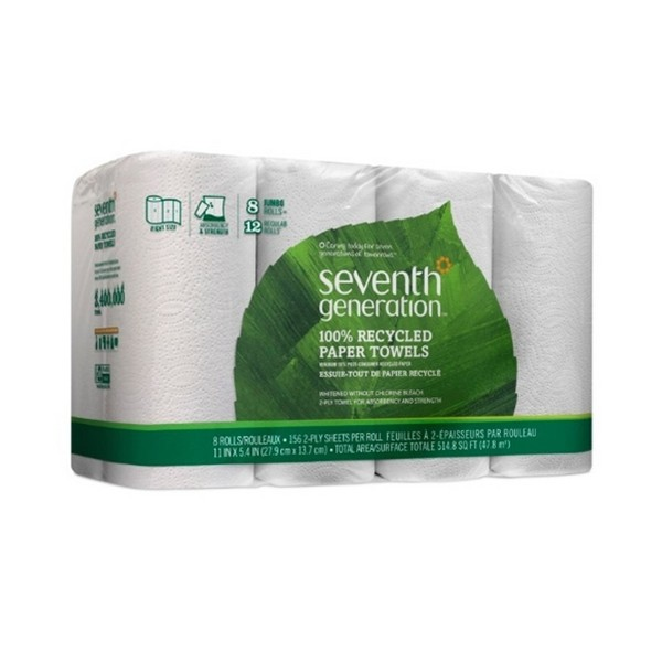Seventh Generation Paper Towels product image