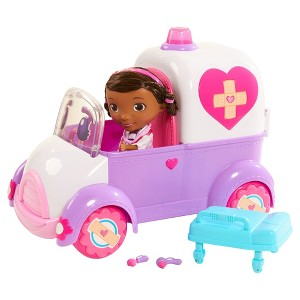 Doc McStuffins Rosie the Rescuer