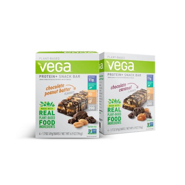 Vega Protein+ Snack Bar Chocolate product image