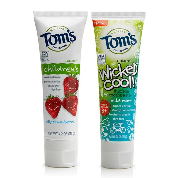 Tom's Of Maine Kids' Toothpaste product image