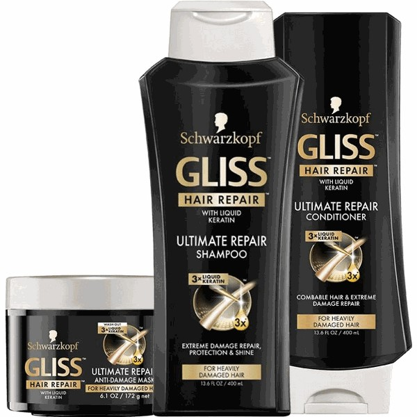 Schwarzkopf Gliss Hair Care product image