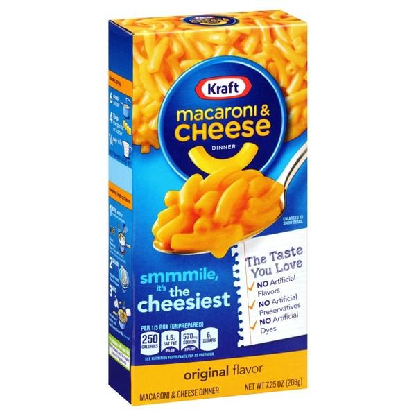 Kraft Mac & Cheese product image