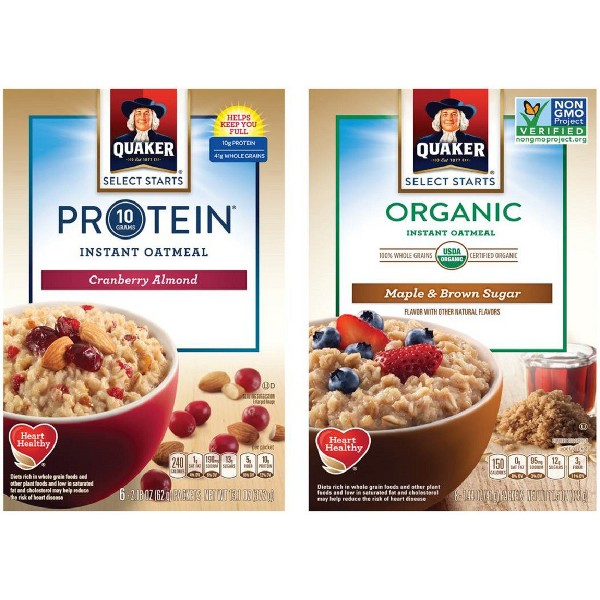 Quaker Select Starts & Steel Cut product image