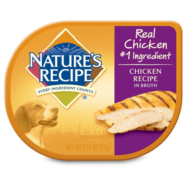 Nature's Recipe Wet Dog Food product image