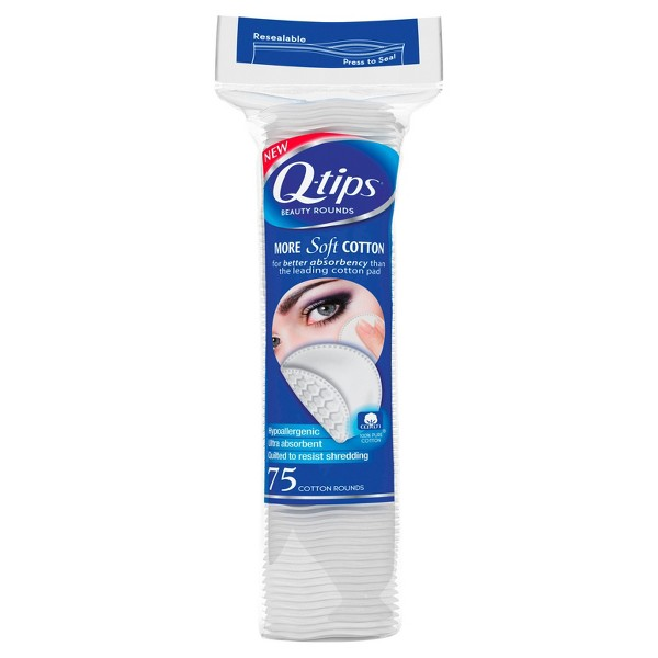 Q-Tips Cotton Pads product image