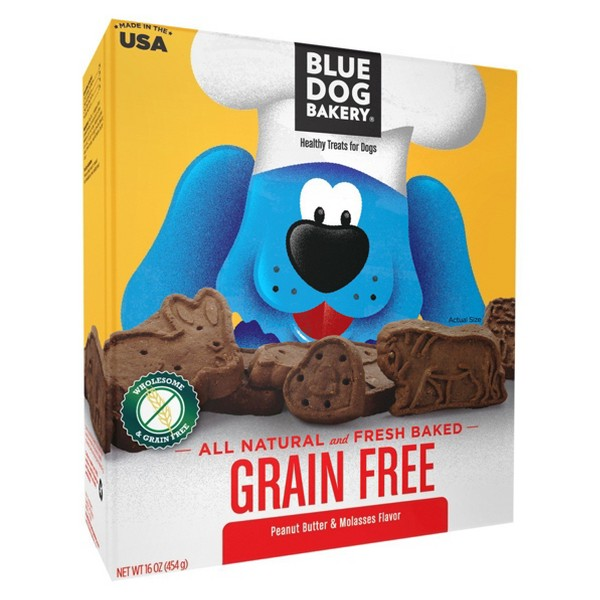 Blue Dog Bakery Healthy Dog Treats product image