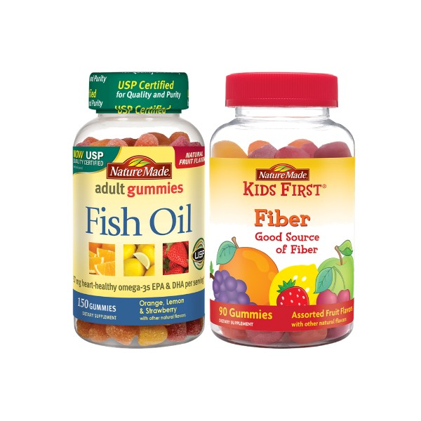 Nature Made Adults & Kids Vitamins product image