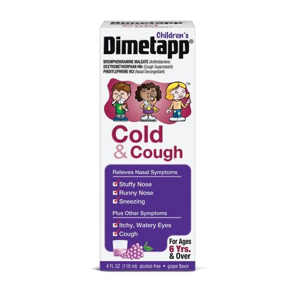 Dimetapp Children's product image