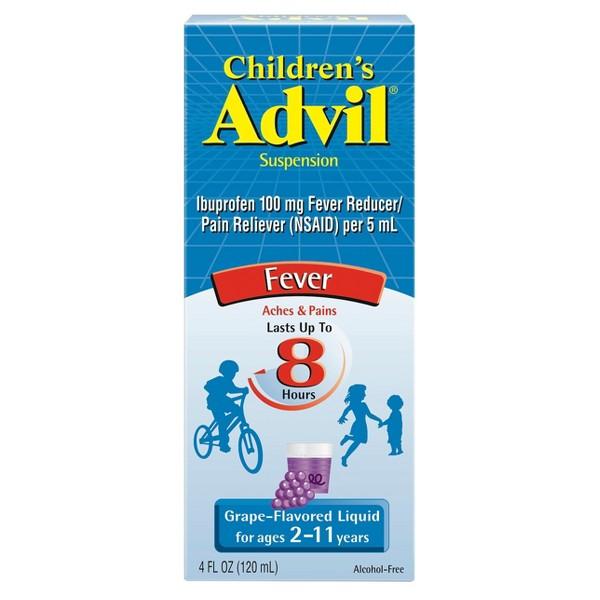Children's Advil product image