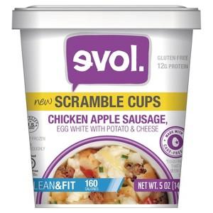 EVOL Breakfast Scramble Cups