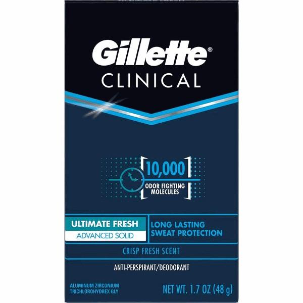 Secret or Gillette Clinical product image