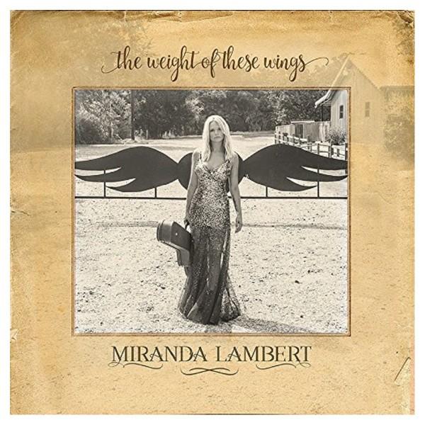 Miranda Lambert: The Weight of... product image