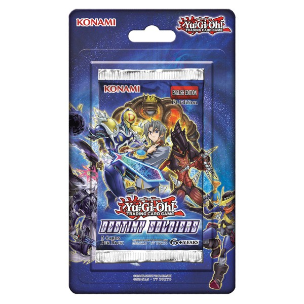 Yu-Gi-Oh! Destiny Soldiers product image