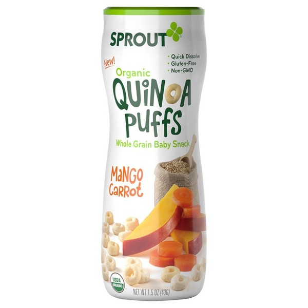 Sprout Toddler Snacks product image