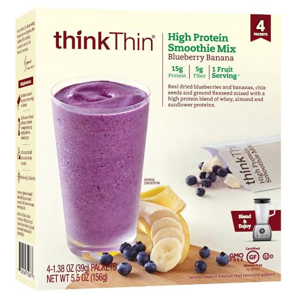 thinkThin Smoothies product image