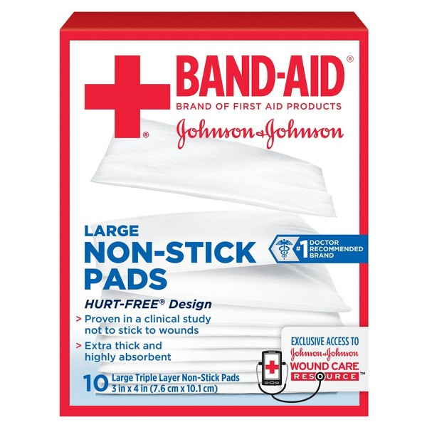Band-Aid Brand First Aid product image