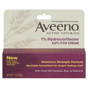 Aveeno Anti-Itch Cream
