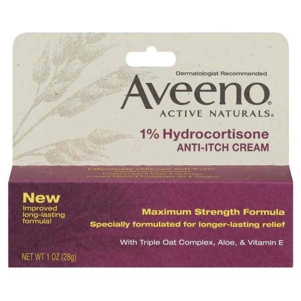Aveeno Anti-Itch Cream product image