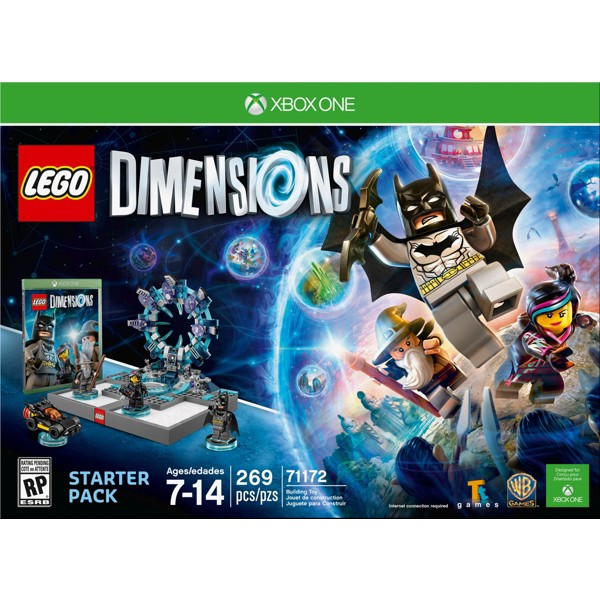 LEGO Dimensions Starter Packs product image