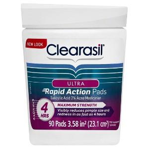 Clearasil Facial Pads