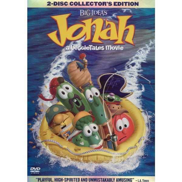 Jonah: A Veggie Tales Movie product image