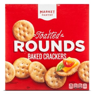 Market Pantry Toasted Rounds