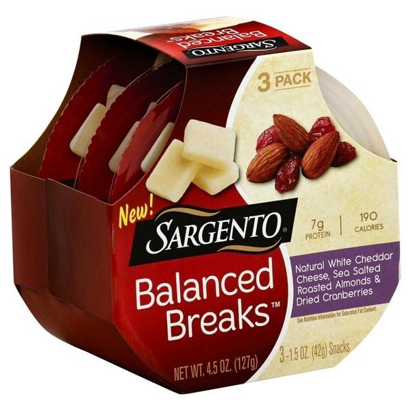 Sargento Balanced Breaks product image